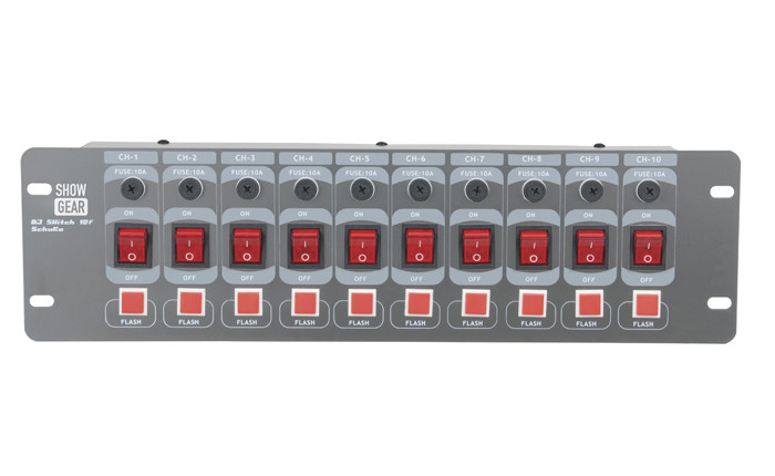10-Fach Switchboard