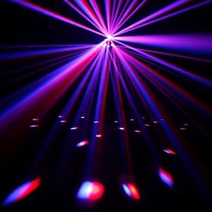 Lichteffekte, musikgesteuert