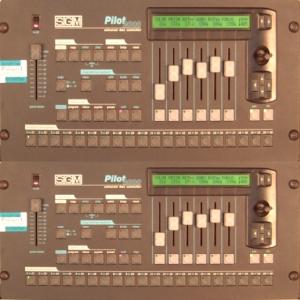 Lichtmixer SGMPilot 2000
