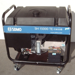 SDMO 12KVA Stromgenerator
