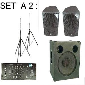 Party Set A2