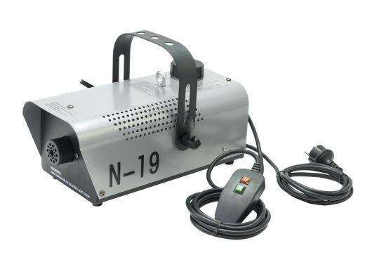 EUROLITE N-19, silber mit ON/OFF Control