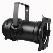 Par 46 Scheinwerfer CDM-70,schwarz,E27 Sockel, Schukokabel
