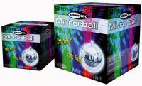 SHOWTEC MIRRORBALL 75 CM Spiegelkugeln 10 x 10 mm Spiegelkugel ohne Motor, 75 cm