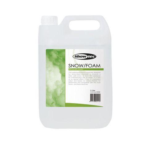 Showtec Schnee / Schaumfluid, 5l, gebrauchsfertig