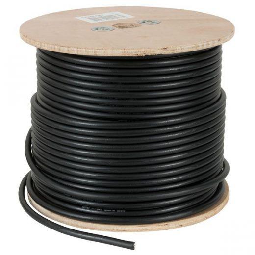 3G-SDI Doppelt geschirmtes Coax-Kabel, 100-m-Rolle AV-Kabel