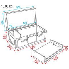 Conical Adapter Case-Truss Konus Case