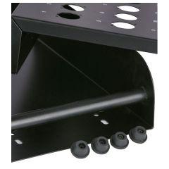 Stagebox leer, Metall 24 In 4  mit XLR Buchsen