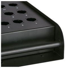 Stagebox leer, Metall 16 In 4  mit XLR Buchsen