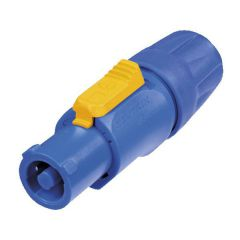 Neutrik Powercon Kabelstecker Input (Blau) NAC-3FCA