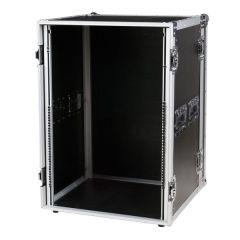 DAP Flightcase 19 Zoll Rack 16 HE,Profi,Deckel vorn+hinten