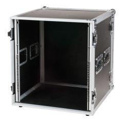 DAP Flightcase 19 Zoll Rack 12 HE,Profi,Deckel vorn+hinten