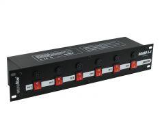 Eurolite Board 6-S mit 6x Schutzkontakt
