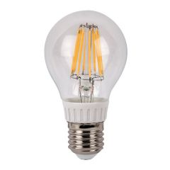 Showtec LED Bulb Clear WW E27 8W, dimmbar