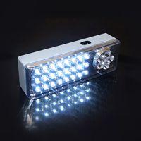 Notleuchte 24+6 LEDs inkl. Akku 4V 1.2Ah