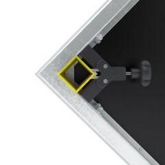 Showtec Spider Dex 2x1m Without legs, 750Kg/m²