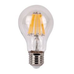 Showtec LED Bulb Clear WW E27 8W, non-dimmable