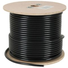 DMT SD-SDI Single Shielded Coax Cable, 100 m on spool