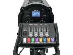LED SL-600 DMX Search Light Verfolger mit 600-W-Kaltweiß-LED für große Entfernungen, Zoom, DMX