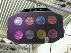 Irisflower Lichteffekt, gebraucht