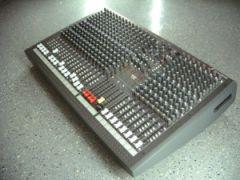 Soundcraft LX//24II  Live-Mischpult, gebraucht