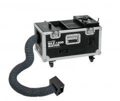 EUROLITE DMX-Maschine im robusten Case verbaut erzeugt Bodennebel auf Wasserbasis