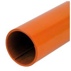 WENTEX BASEPLATE PIN  400(h)mm, Orange
