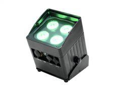 EUROLITE AKKU IP UP-4 QCL Spot QuickDMX