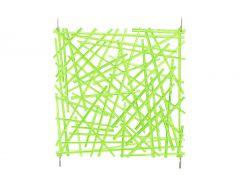 EUROPALMS Raumteiler Rod grün 4x
