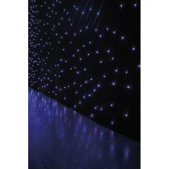 SHOWTEC STAR DREAM 6X4M RGB 128 LEDs – inkl. Controller